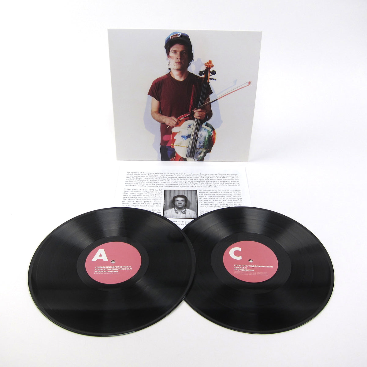 Arthur Russell: Calling Out Of Context Vinyl 2LP
