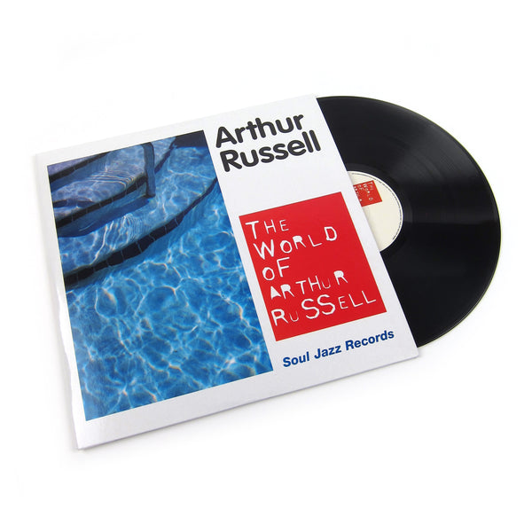 Arthur Russell: The World Of Arthur Russell Vinyl 3LP