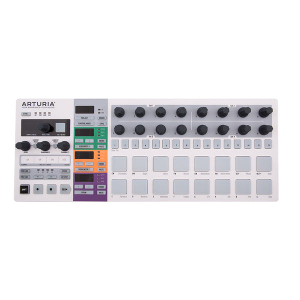 Arturia: BeatStep Pro Controller + Sequencer
