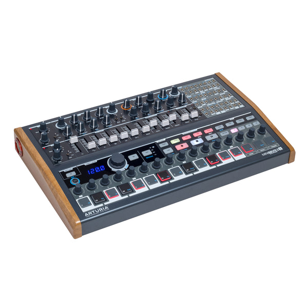 Arturia: MiniBrute2S Semi-Modular Synthesizer/Sequencer