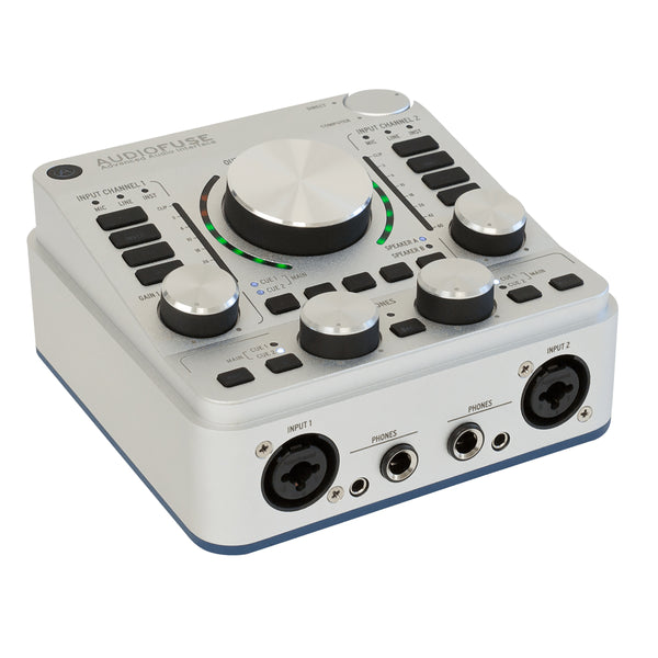 Arturia: AudioFuse Audio Interface - Classic Silver