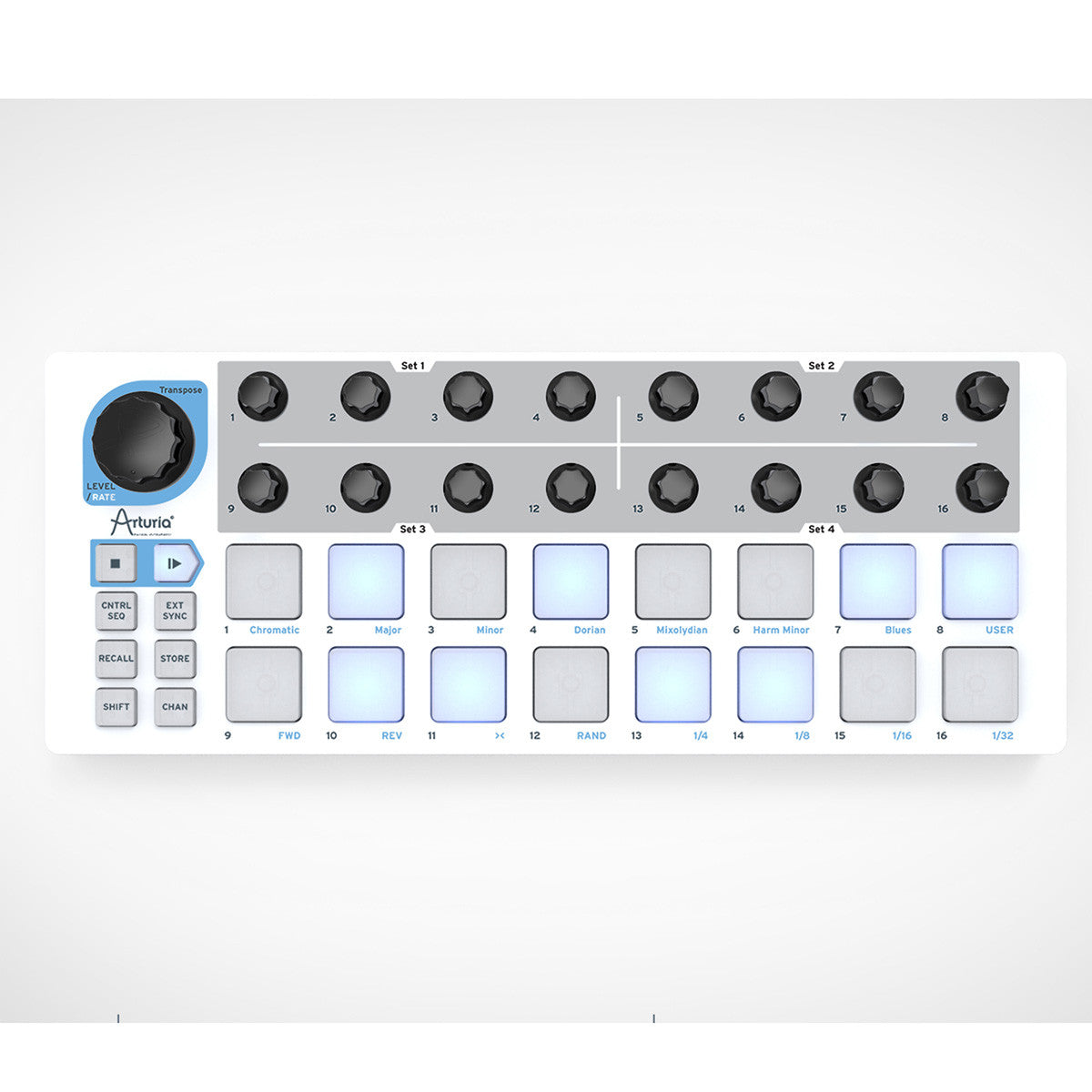 Arturia: BeatStep Controller + Sequencer Flat