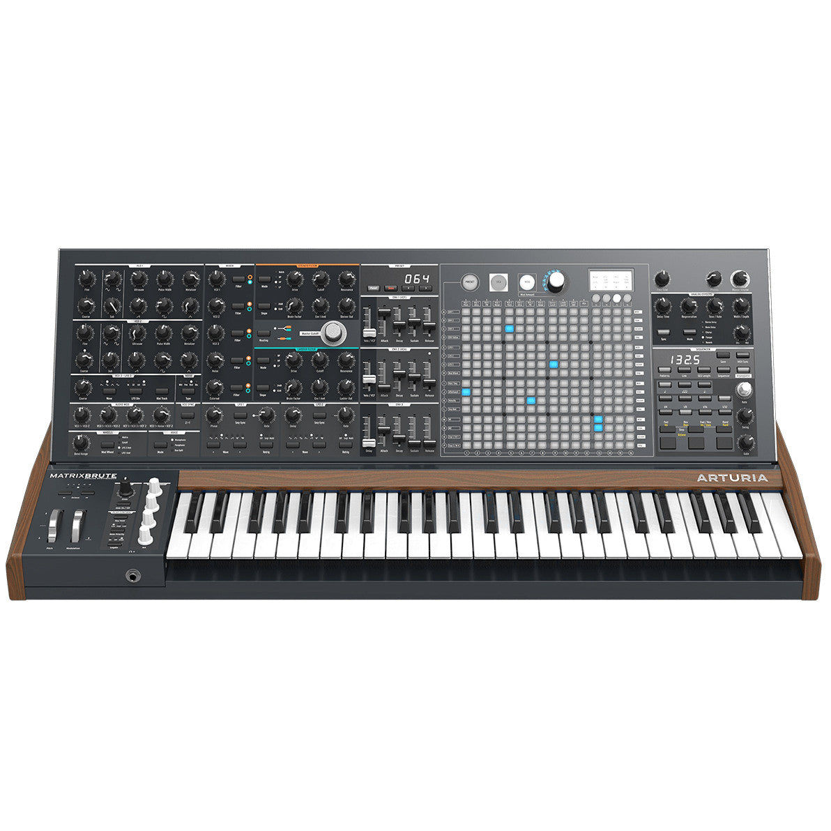 Arturia: MatrixBrute Analog Synthesizer