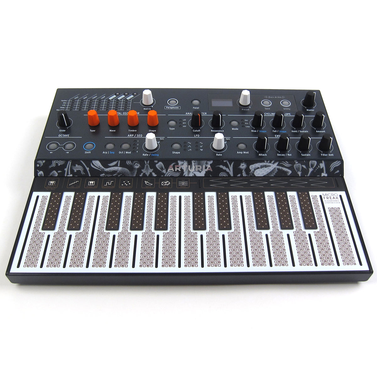 Arturia: MicroFreak Hybrid Analog / Digital Synthesizer