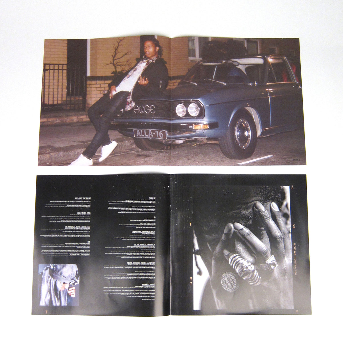 A$AP Rocky: At.Long.Last.A$AP Vinyl 2LP
