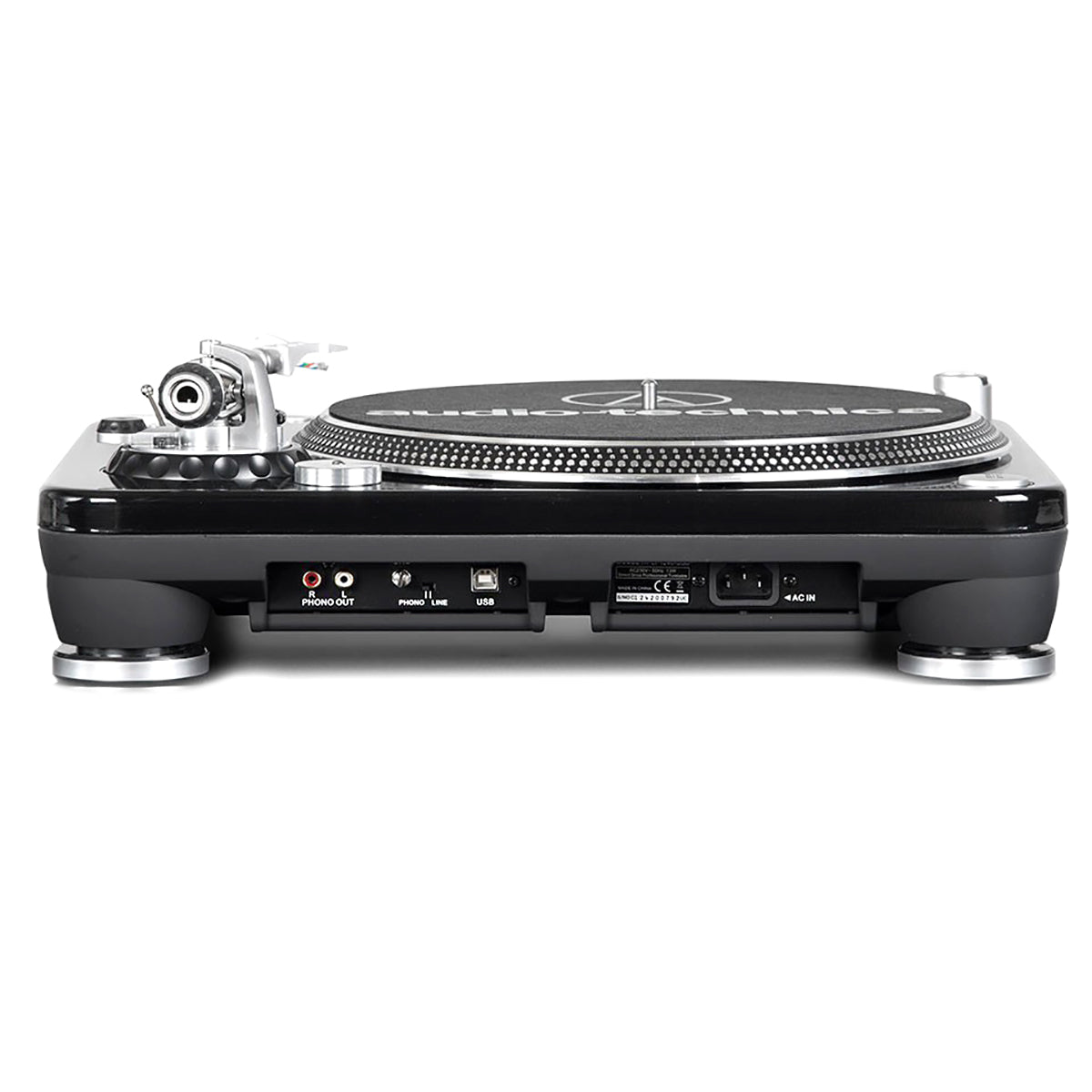 Audio-Technica: AT-LP1240-USBXP DJ Turntable w/ XP5 Cartridge