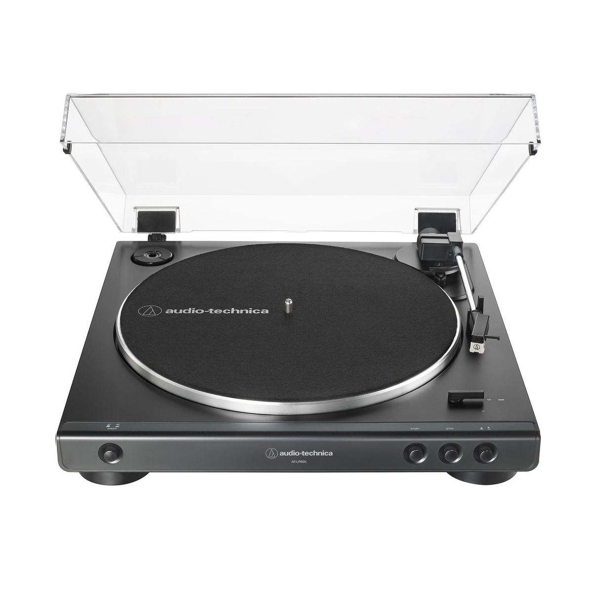 Audio Technica: AT-LP60X-BK Automatic Turntable - Black
