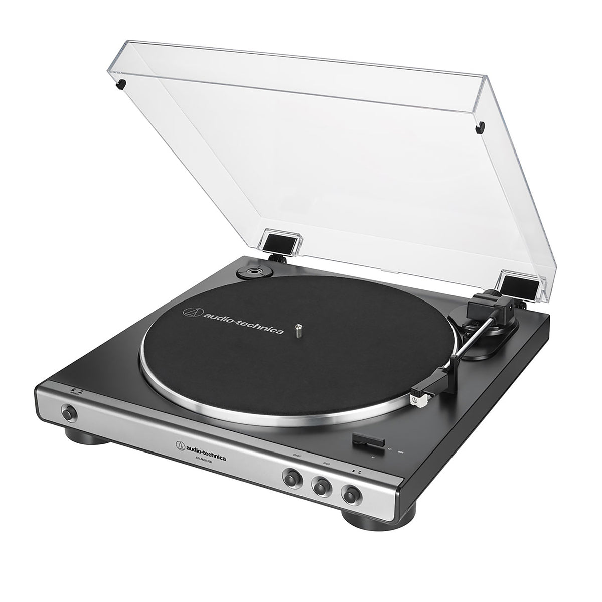 Audio Technica: AT-LP60X-GM Automatic Turntable - Gunmetal / Black