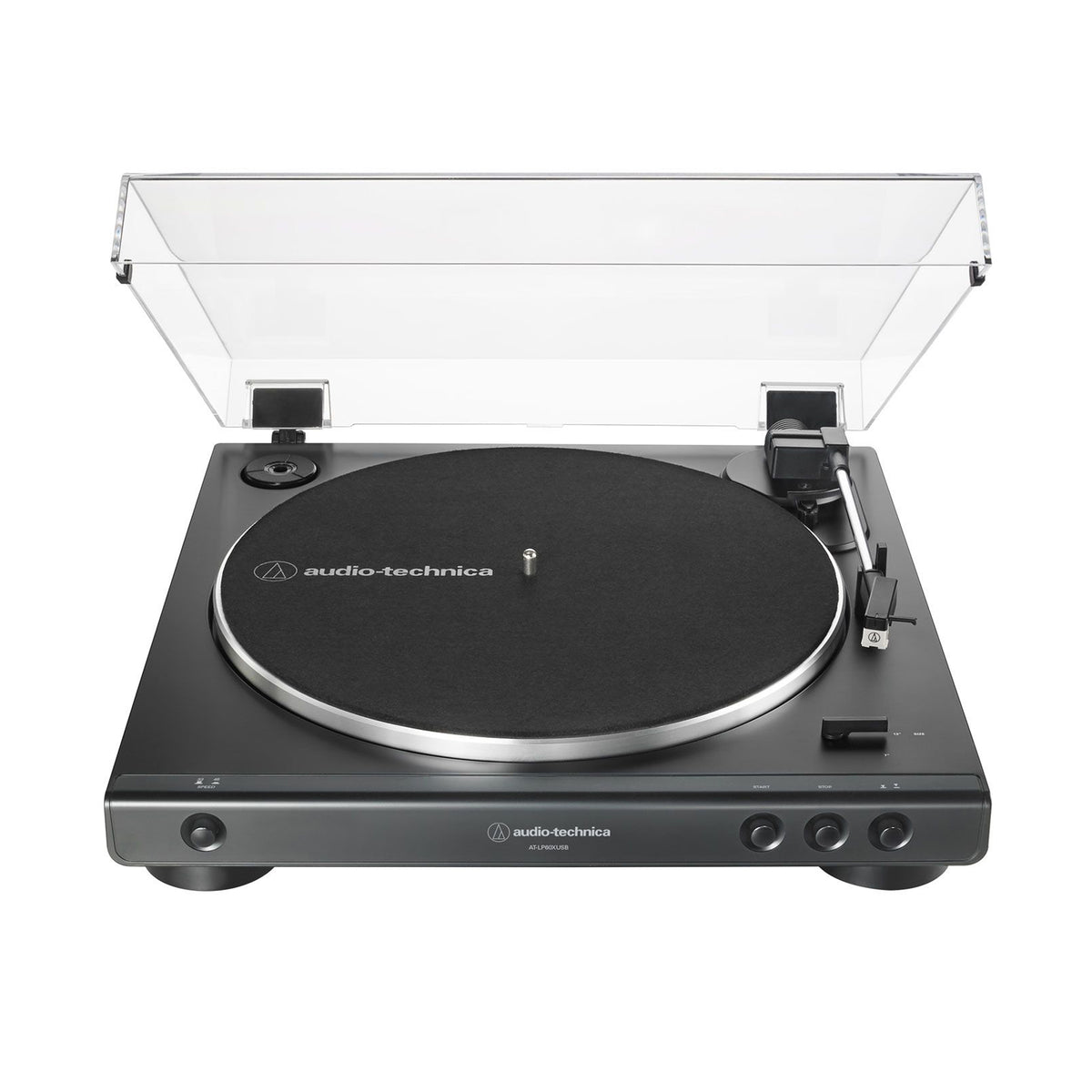 Audio Technica: AT-LP60XUSB-BK Automatic USB Turntable - Black