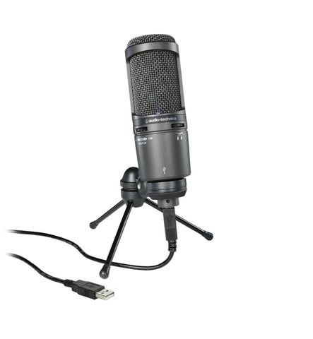 Audio-Technica: AT2020USBi Cardioid Condenser USB Microphone