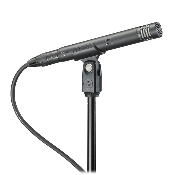 Audio-Technica: AT4053B Hypercardioid Condenser Microphone