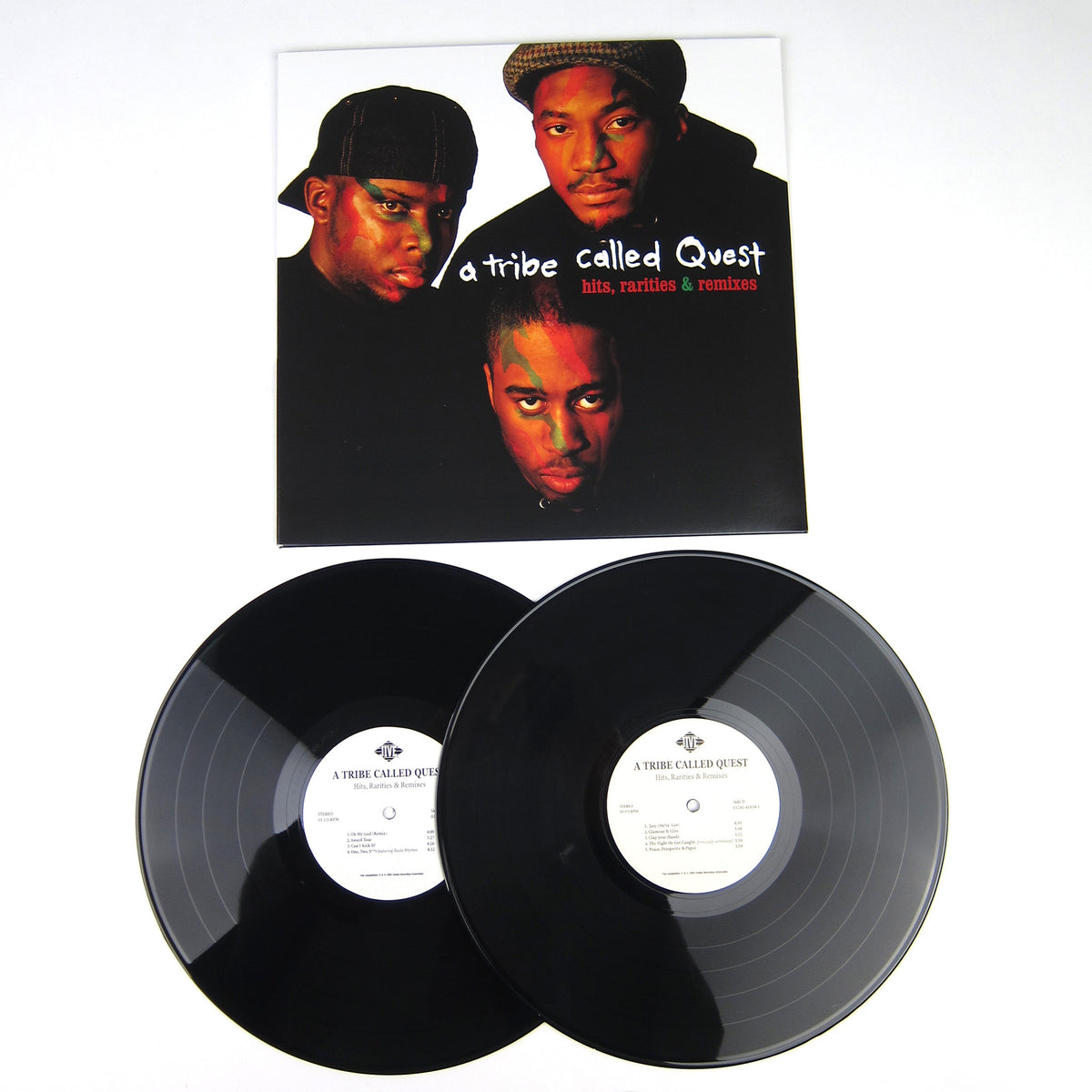 A Tribe Called Quest: Hits, Rarities & Remixes Vinyl 2LP