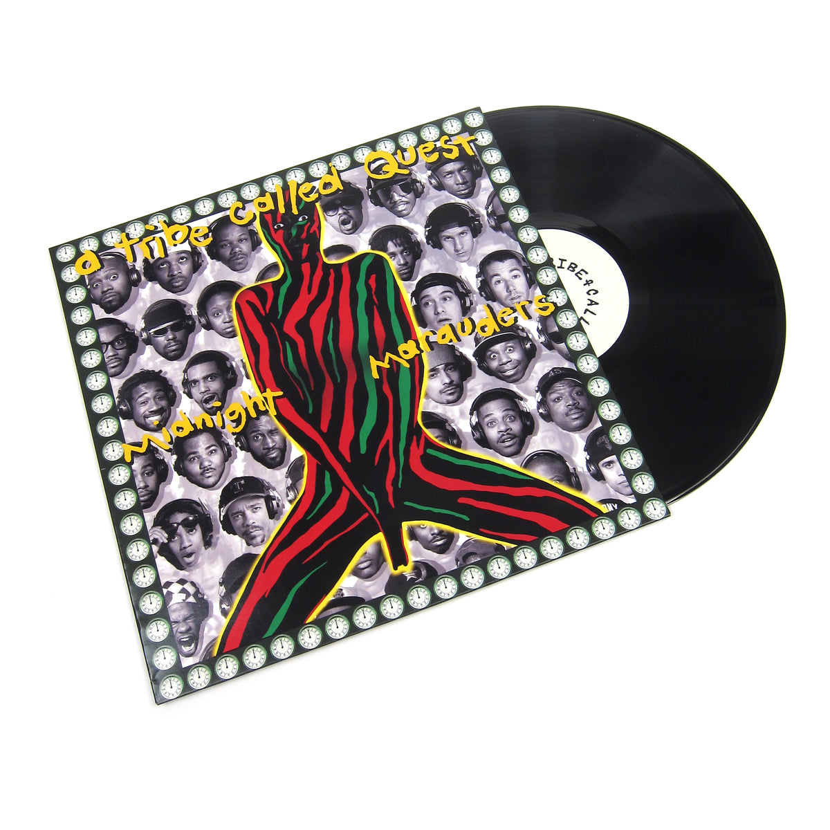 A Tribe Called Quest: Vinyl LP Album Pack (People's Instinctive, Low End Theory, Midnight Marauders)