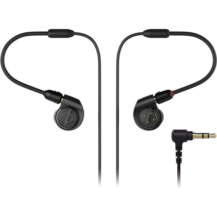 Audio-Technica: ATH-E40 Professional In-Ear Monitor Earphones
