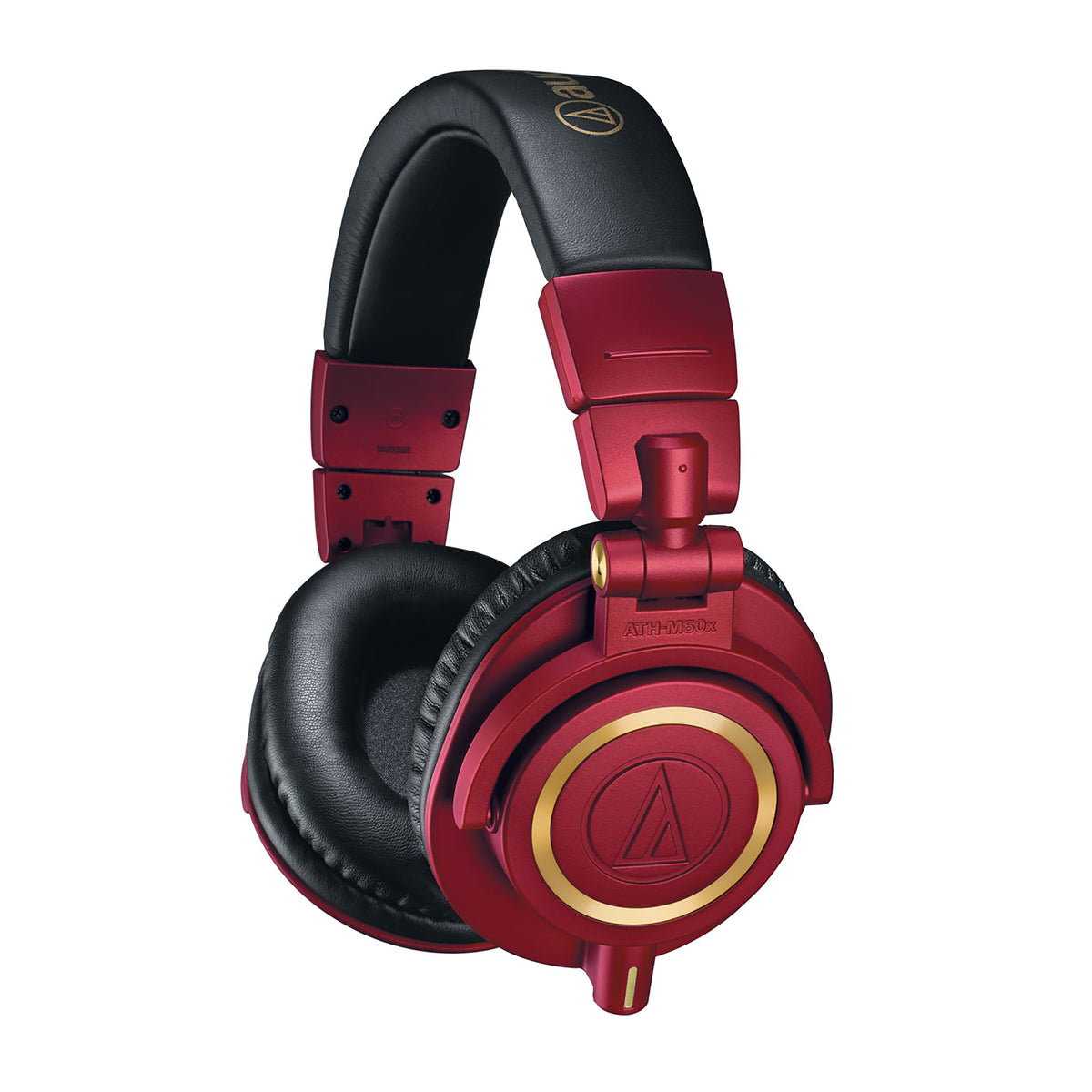 Audio-Technica: ATH-M50XRD Headphones - Limited Edition Red