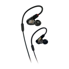 Audio-Technica: ATH-E50 Professional In-Ear Monitor Headphones