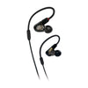 Audio-Technica: ATH-E50 Professional In-Ear Monitor Earphones