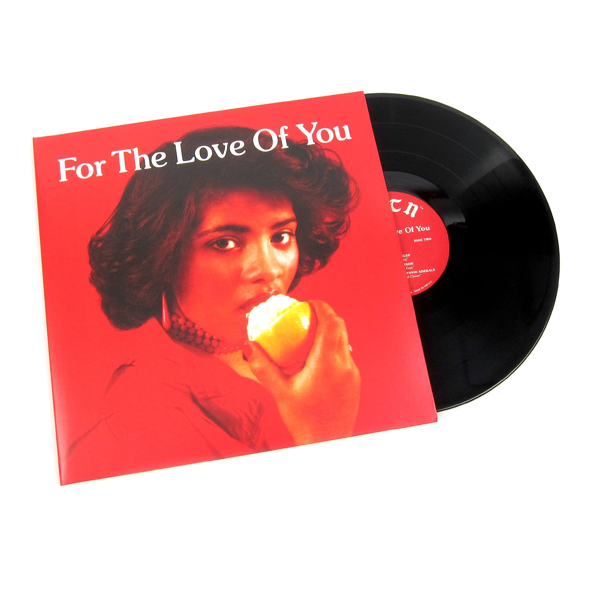 Athens Of The North: For The Love Of You (Lovers Rock) Vinyl 2LP