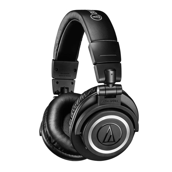 Audio-Technica: ATH-M50XBT Wireless Over-Ear Headphones