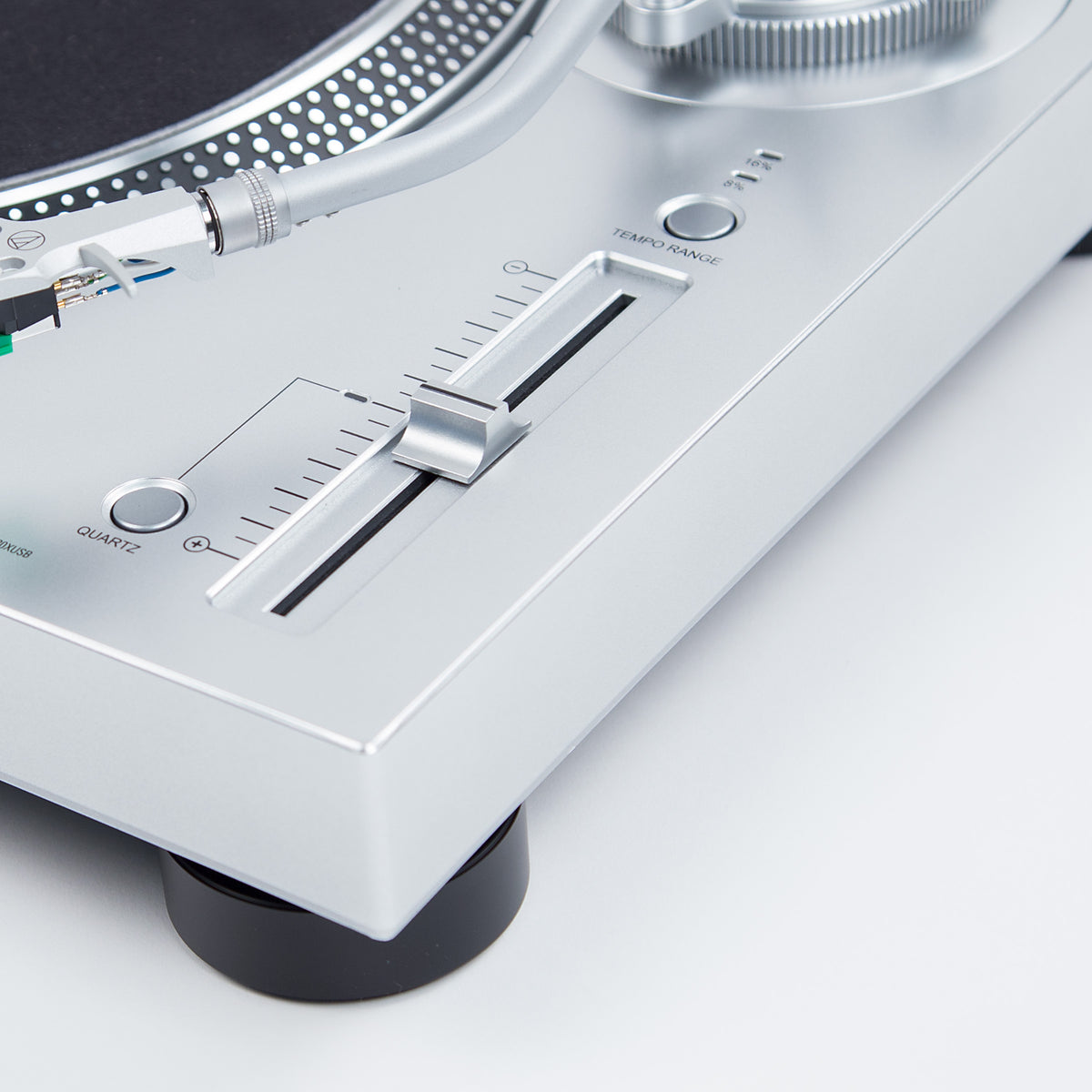 Audio Technica: AT-LP120XUSB-SV Direct Drive Turntable - Silver