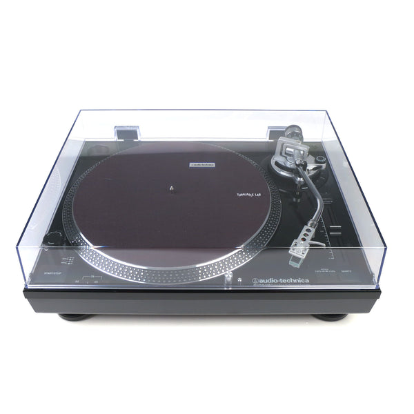 Audio Technica At Lp120bk Usb Turntable Black