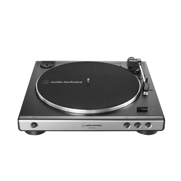 Audio Technica: AT-LP60XUSB-GM Automatic USB Turntable - Gunmetal / Black
