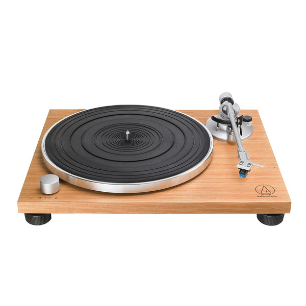 Audio Technica: AT-LPW30TK Turntable - Teak
