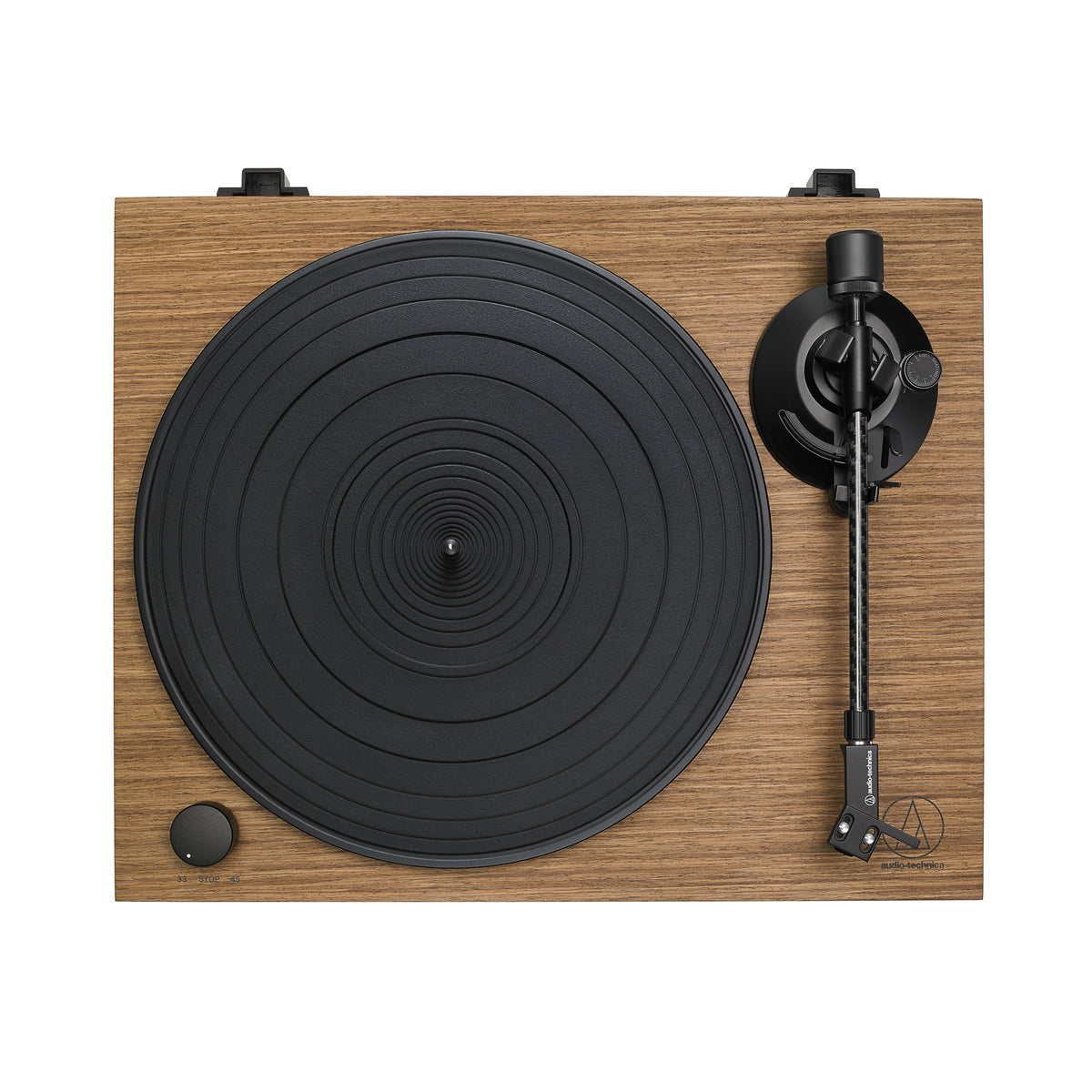 Audio Technica: AT-LPW40WN Turntable - Walnut