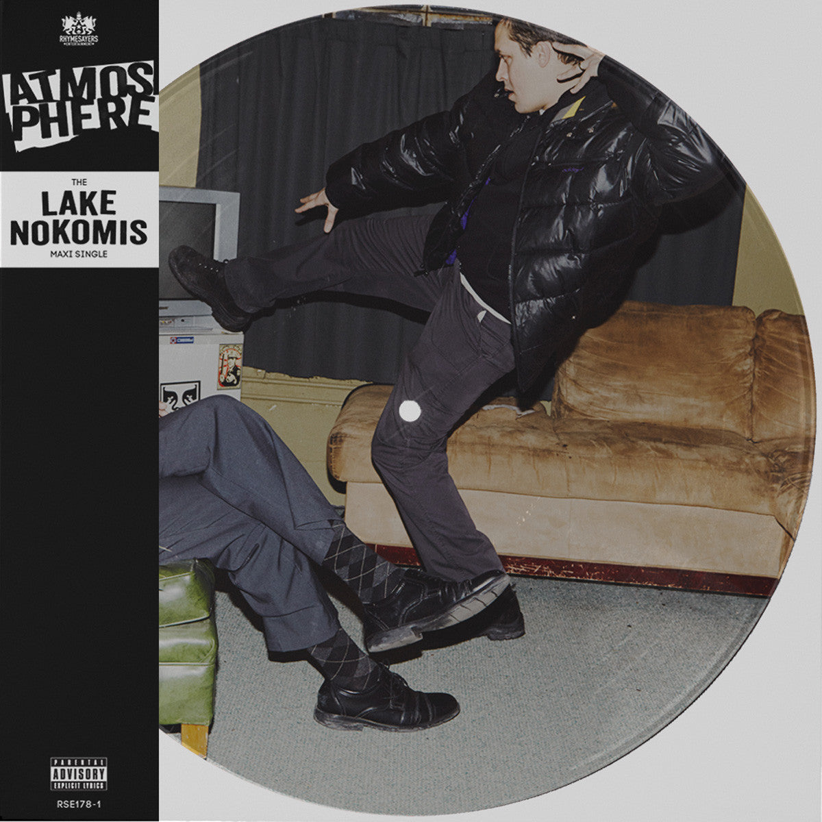 "Atmosphere: The Lake Nokomis Pic Disc Vinyl 12"" (Record Store Day 2014)"
