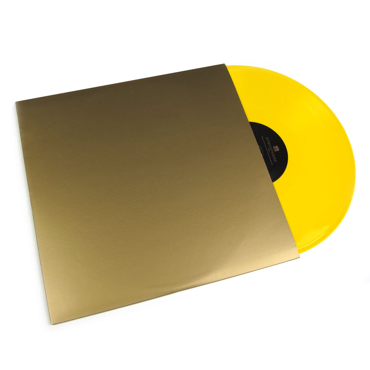 Atmosphere: When Life Gives You Lemons, You Paint That Shit Gold (Colored Vinyl) Vinyl 2LP