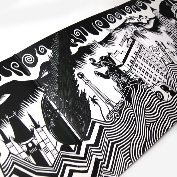 Atoms For Peace: AMOK Deluxe Edition (180g, Free MP3) 2LP detail 2