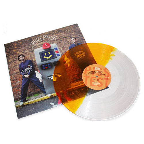 A-Trak: Money Makin' (Split Color Vinyl) 12""