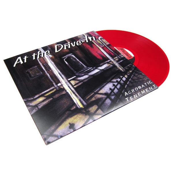 At The Drive-In: Acrobatic Tenement LP