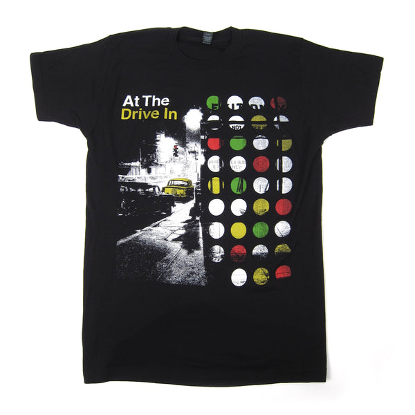 At The Drive-In: Street Shirt - Black
