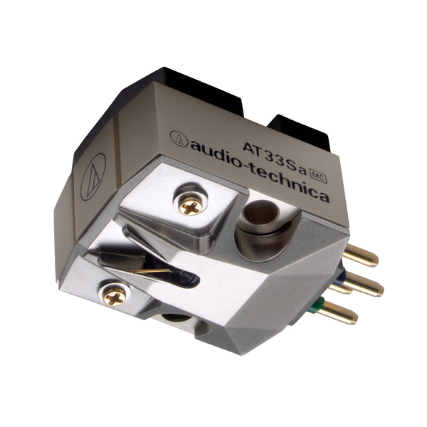 Audio-Technica: AT33SA Dual Moving Coil Cartridge
