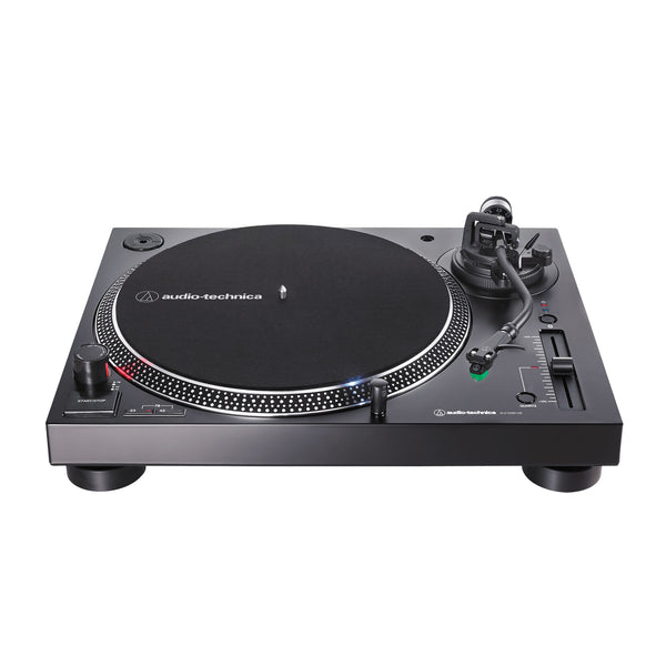 Audio-Technica: AT-LP120XBT-USB-BK Direct Drive USB Turntable w/ Bluetooth - Black