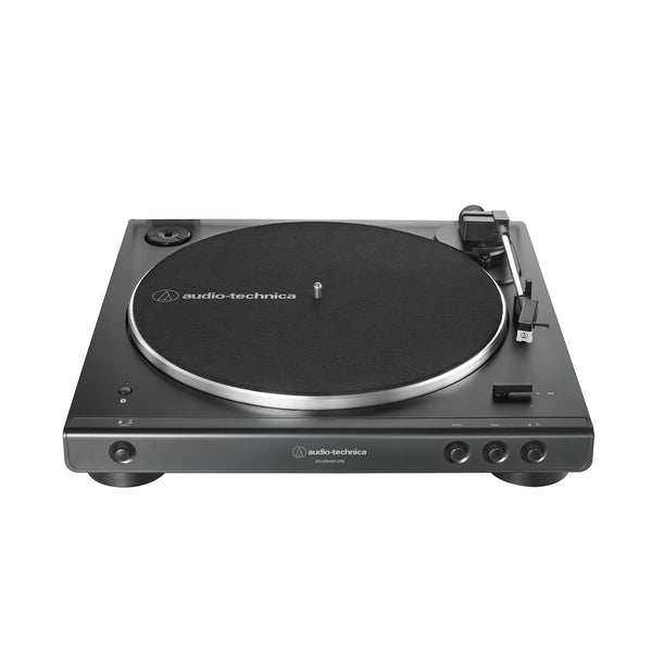 Audio Technica: AT-LP60XBT-USB-BK Automatic Turntable - Black
