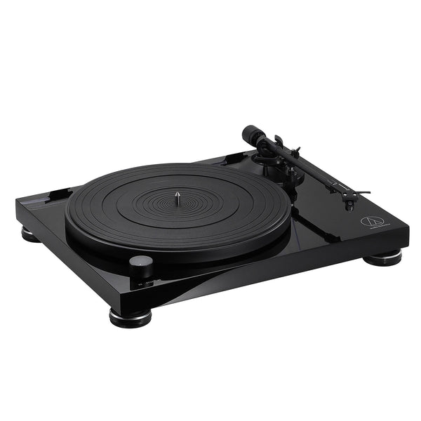 Audio-Technica: AT-LPW50PB Manual Belt-Drive Turntable