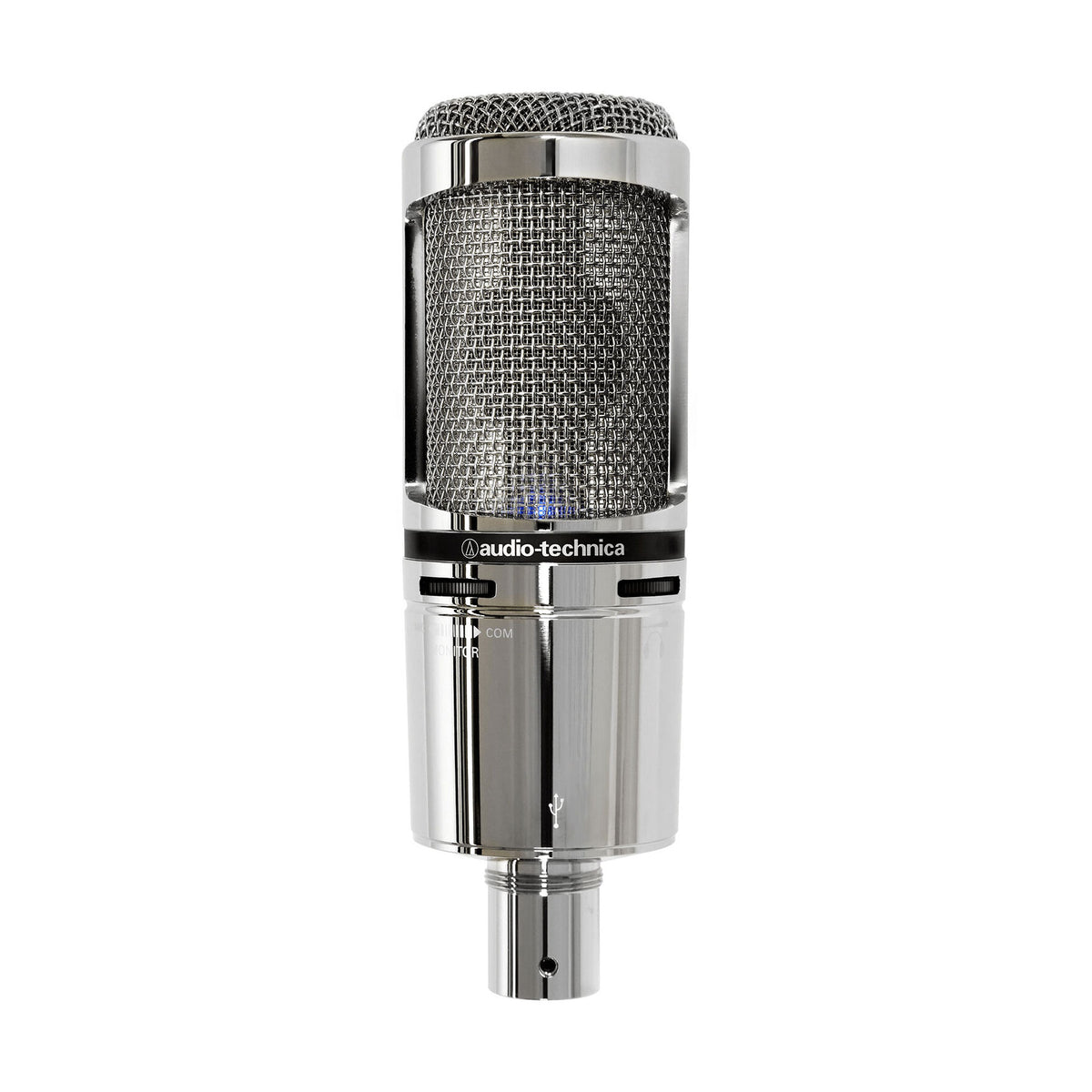 Audio-Technica: AT2020USB+ USB Microphone - Limited Edition Chrome