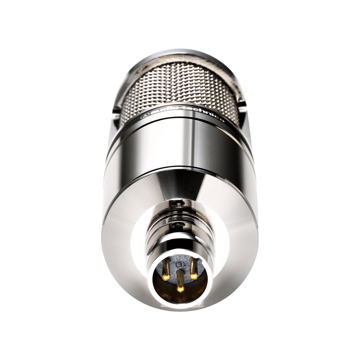 Audio-Technica: AT2020V Microphone - Limited Edition Chrome