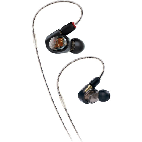 Audio-Technica: ATH-E70 Professional In-Ear Monitor Earphones