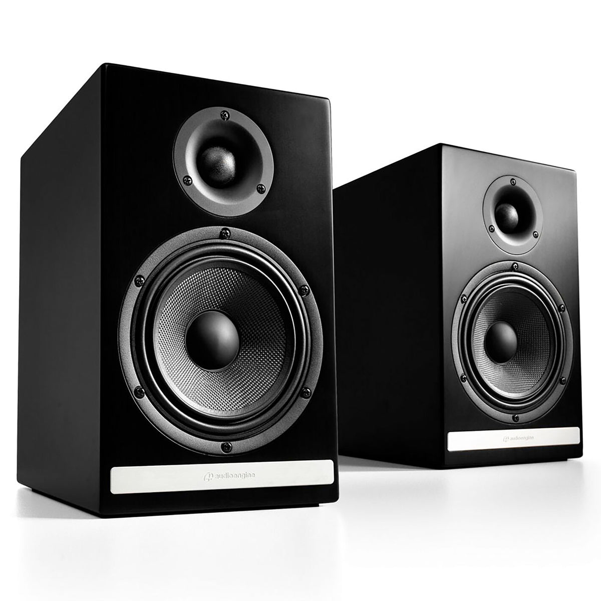 Audioengine: HDP6 Passive Speakers - Black