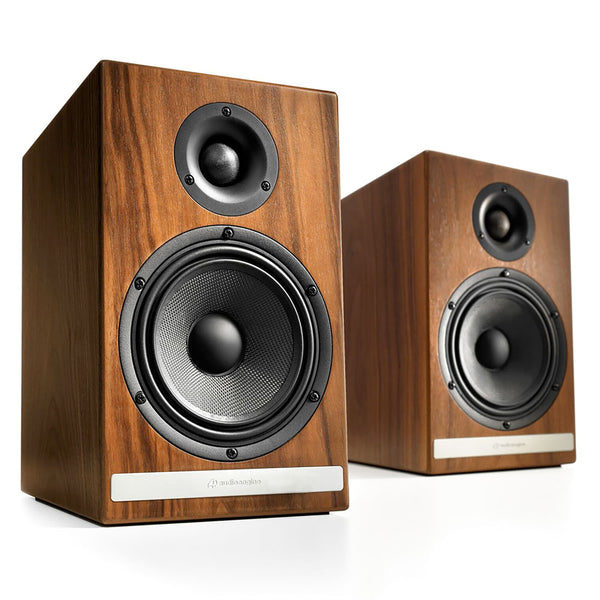 Audioengine: HDP6 Passive Speakers - Walnut
