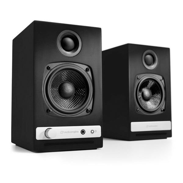 Audioengine: HD3 Powered Bluetooth Speakers - Black