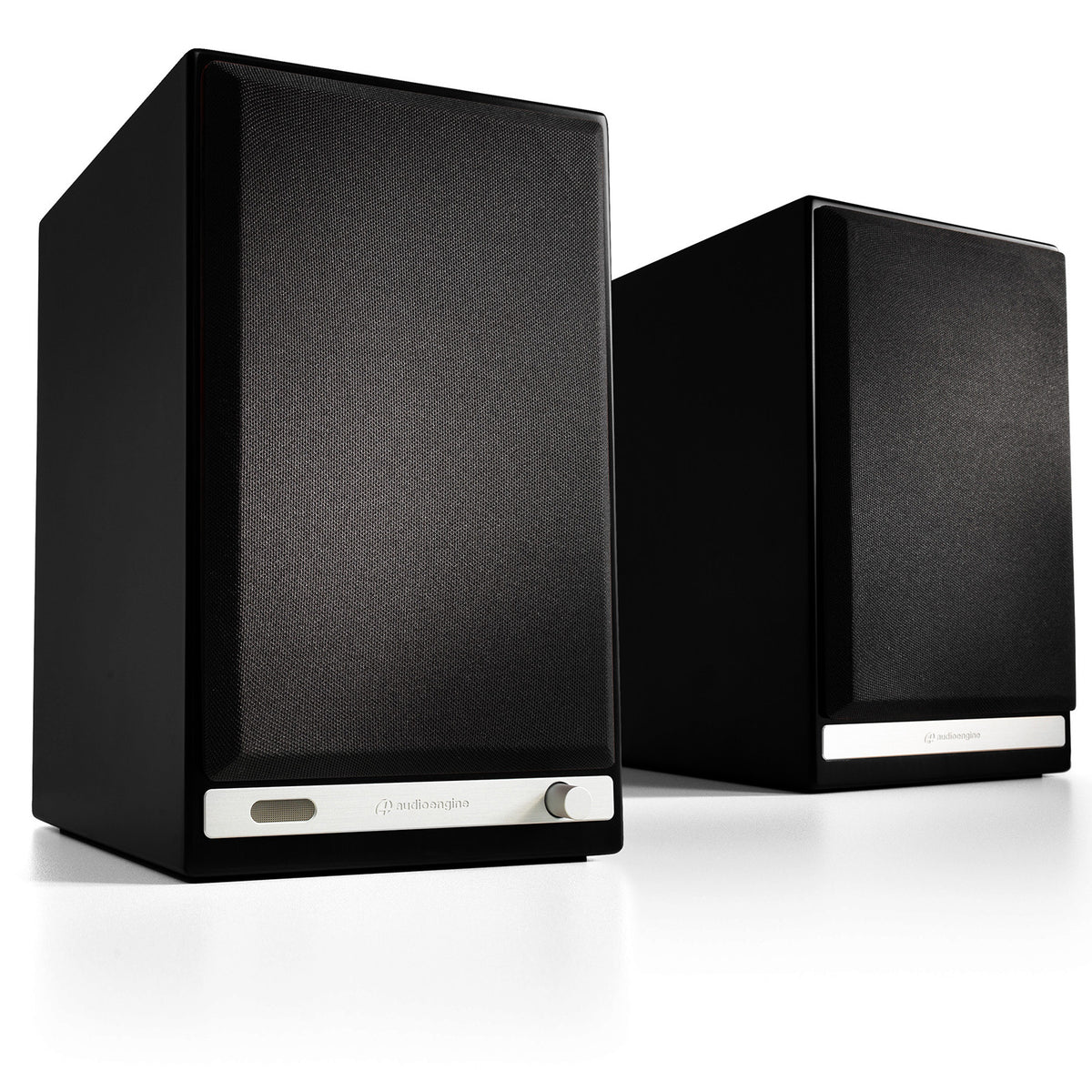 Audioengine: HD6 Powered Bluetooth Speakers - Black