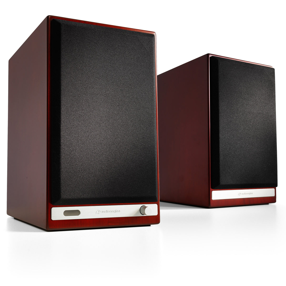 Audioengine: HD6 Powered Bluetooth Speakers - Cherry