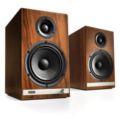 Audioengine: HD6 Powered Bluetooth Speakers - Walnut