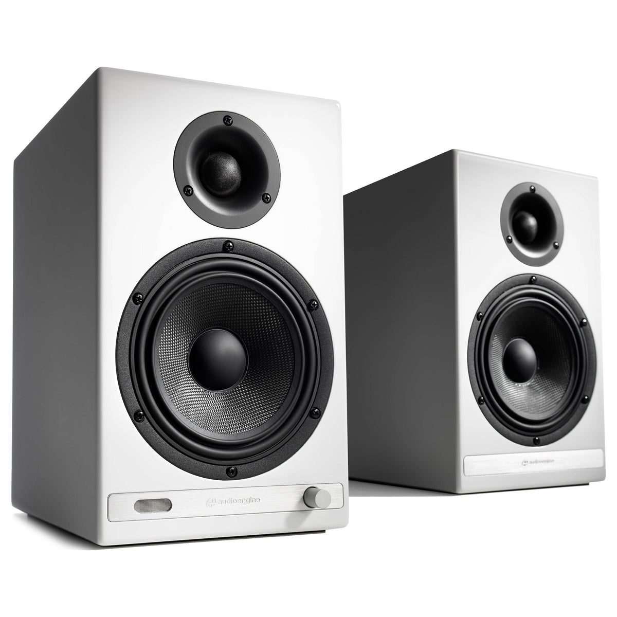 Audioengine: HD6 Powered Bluetooth Speakers - White