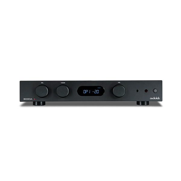 Audiolab: 6000A Integrated Amplifier - Black