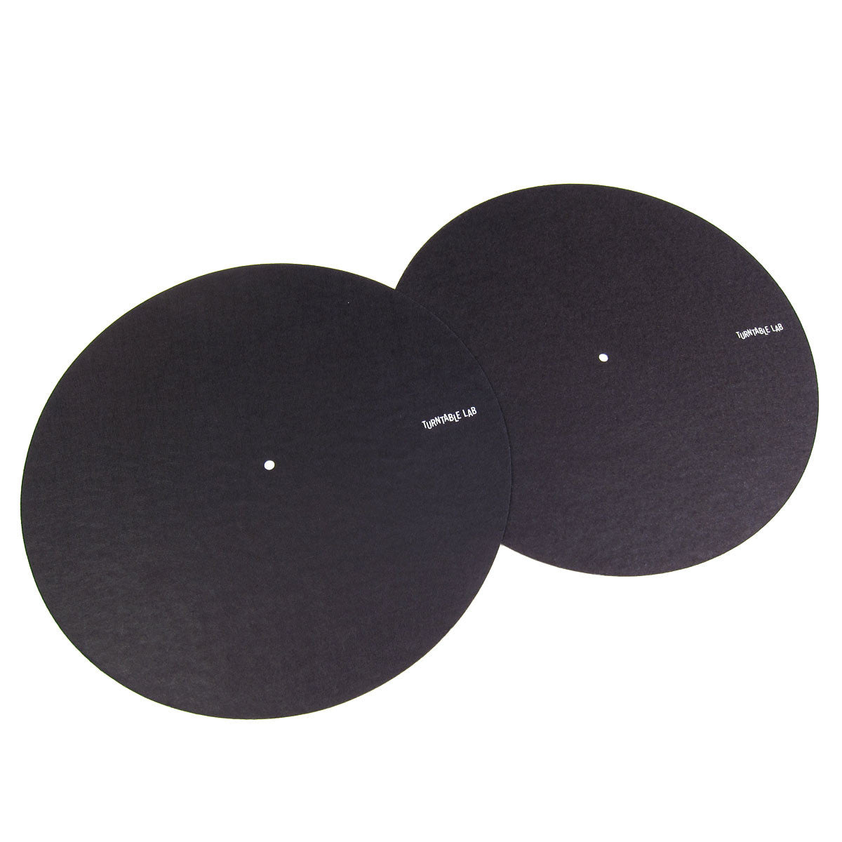 Turntable Lab: Audiosetup Slipmats Various black pair